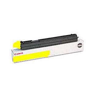 Genuine Brand Canon 8643A003AA (GPR-13) toner cartridge - yellow