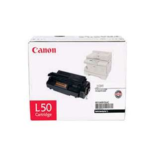 Genuine Brand Canon L-50 toner cartridge - black cartridge