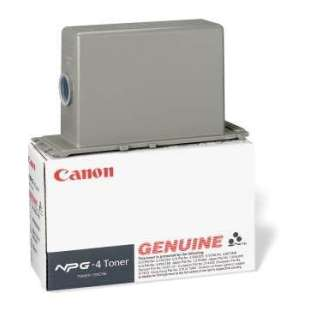 Genuine Brand Canon F41-8021-740 (NPG-4) toner cartridge - black cartridge