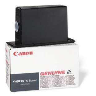 Genuine Brand Canon F41-8221-740 (NPG-5) toner cartridge - black cartridge