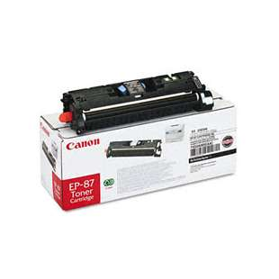 Genuine Brand Canon EP-87 toner cartridge - black cartridge
