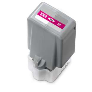 Compatible inkjet cartridge for Canon PFI-1000M - magenta