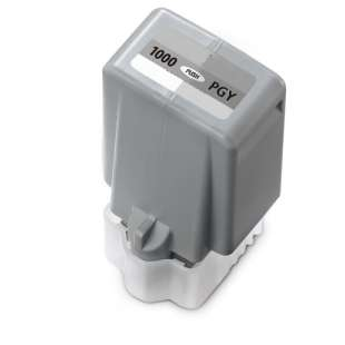 Compatible inkjet cartridge for Canon PFI-1000PGY - photo gray