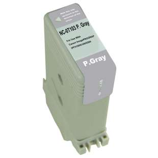 Compatible ink cartridge guaranteed to replace Canon PFI-103PGY - photo gray
