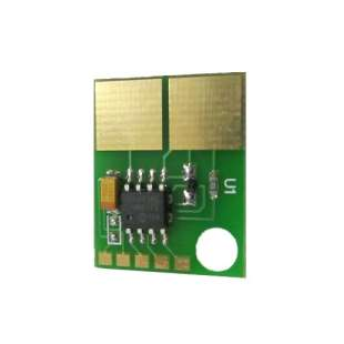 Compatible new inkjet chip for Canon PFI-107Y - yellow