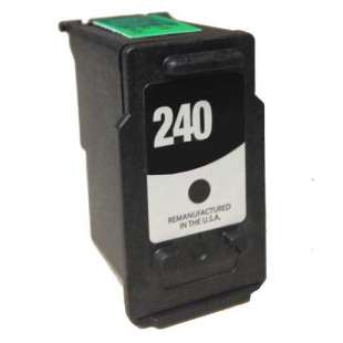 Remanufactured Canon PG-240 high quality inkjet cartridge - black cartridge