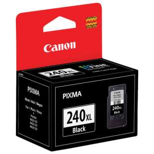 Genuine Brand Canon PG-240XL high quality inkjet cartridge - high capacity pigmented black