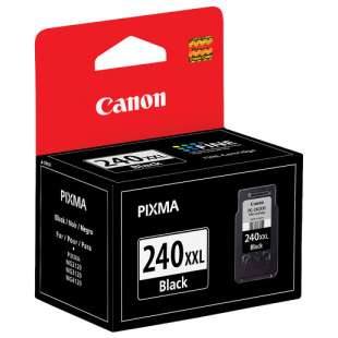 Genuine Brand Canon PG-240XXL high quality inkjet cartridge - extra high capacity pigmented black