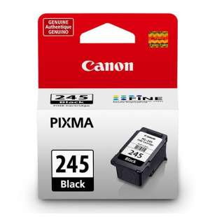 Genuine Brand Canon PG-245 high quality inkjet cartridge - black cartridge