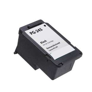 Remanufactured Canon PG-245 high quality inkjet cartridge - black cartridge
