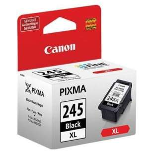 Genuine Brand Canon PG-245XL high quality inkjet cartridge - high capacity black