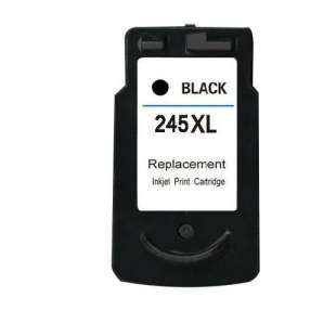 Remanufactured Canon PG-245XL high quality inkjet cartridge - high capacity black