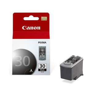 Genuine Brand Canon PG-30 high quality inkjet cartridge - pigmented black