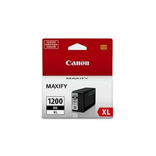 Genuine Brand Canon PGI-1200BK XL high quality inkjet cartridge - black cartridge