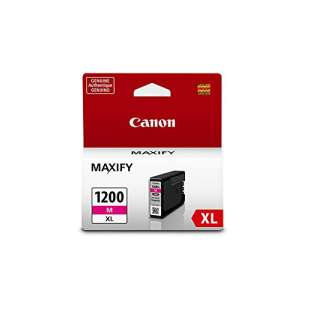 Genuine Brand Canon PGI-1200M XL high quality inkjet cartridge - magenta