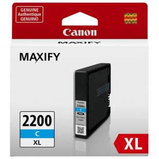 Genuine Brand Canon PGI-2200C XL high quality inkjet cartridge - cyan