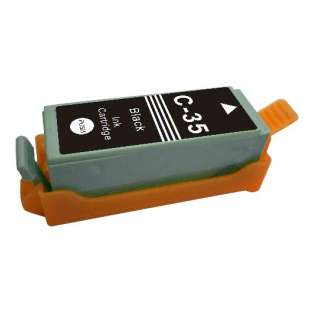 Compatible ink cartridge guaranteed to replace Canon PGI-35 - black cartridge