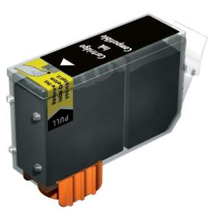 Compatible ink cartridge guaranteed to replace Canon PGI-7 - black cartridge