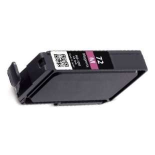 Compatible ink cartridge guaranteed to replace Canon PGI-72M - magenta
