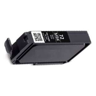 Compatible ink cartridge guaranteed to replace Canon PGI-72MBK - matte black