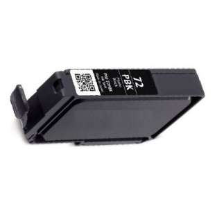 Compatible ink cartridge guaranteed to replace Canon PGI-72PBK - photo black