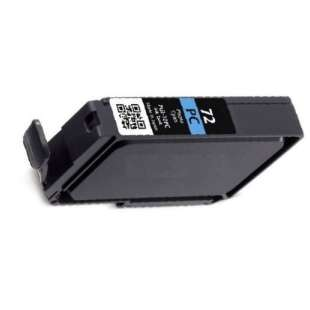 Compatible ink cartridge guaranteed to replace Canon PGI-72PC - photo cyan