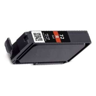 Compatible ink cartridge guaranteed to replace Canon PGI-72R - red