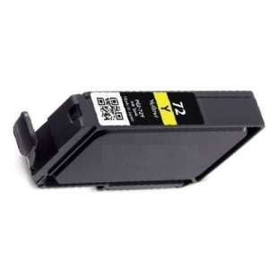Compatible ink cartridge guaranteed to replace Canon PGI-72Y - yellow