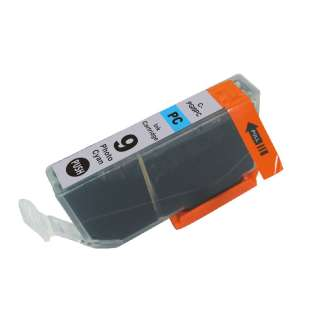 Compatible ink cartridge guaranteed to replace Canon PGI-9PC - photo cyan