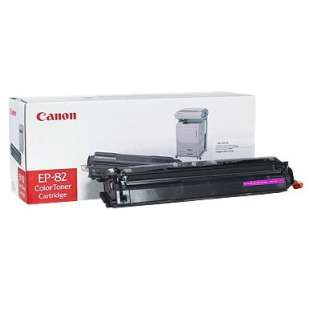 Genuine Brand Canon EP-82 toner cartridge - magenta