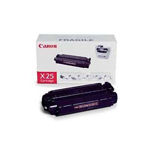 Genuine Brand Canon X25 toner cartridge - black cartridge