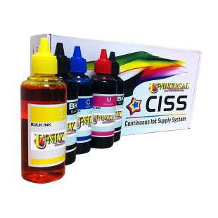 Canon PGI-250 / CLI-251 KCMY Continous Ink System REFILL PACK (for Canon ip7220 / MG5420 / MX922 / MG5520 / MG6420)