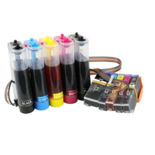 Epson T273 Series continuous ink supply system WITH INK (for Epson XP-600 / XP-610 / XP-800 / XP-810)