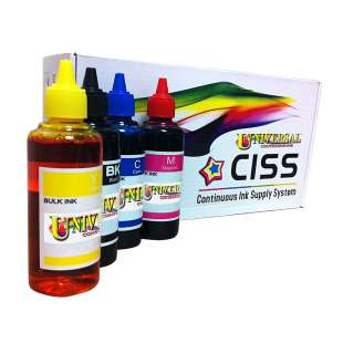 HP 950/951 Continous Ink System PIGMENT REFILL PACK (for HP 8100 /8600 / 8610 / 8620 / 8630 / 8640 / 8615 / 8625 / 8660)