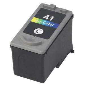 Remanufactured Canon CL-41 high quality inkjet cartridge - color cartridge