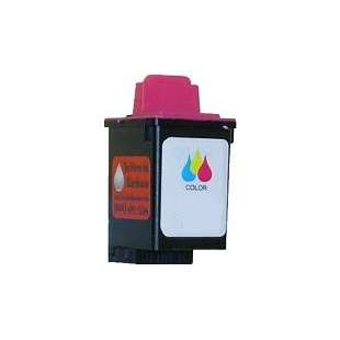 Remanufactured Compaq 337710-001 high quality inkjet cartridge - color cartridge