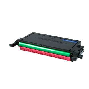 Remanufactured for Dell 330-3791 toner cartridge - high capacity magenta