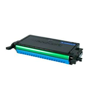 Remanufactured for Dell 330-3792 toner cartridge - high capacity cyan