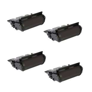Remanufactured Dell 330-6990 (F361T) toner cartridges - black - 4-pack