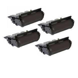 Remanufactured for Dell 330-6991 (F362T) toner cartridges - 4-pack