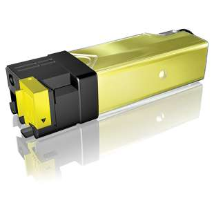 Remanufactured for Dell 331-0718 toner cartridge - high capacity yellow