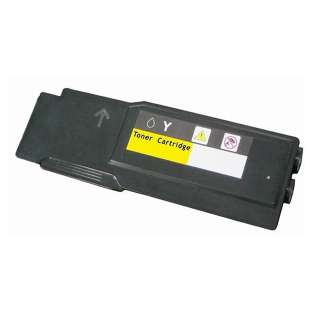 Remanufactured for Dell 331-8430 (MD8G4) toner cartridge - extra high capacity yellow