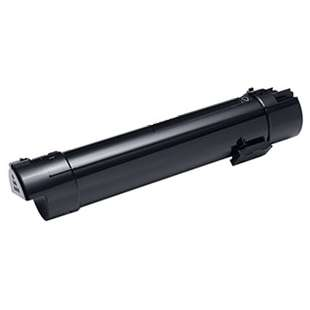 Remanufactured for Dell 332-2115 (GHJ7J) toner cartridge - high capacity black