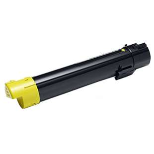Remanufactured for Dell 332-2116 (9MHWD) toner cartridge - high capacity yellow