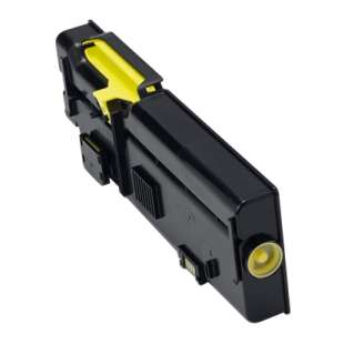 Remanufactured for Dell 593-BBBR (YR3W3) toner cartridge - high capacity yellow