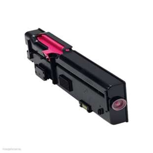 Remanufactured for Dell 593-BBBS (VXCWK) toner cartridge - high capacity magenta