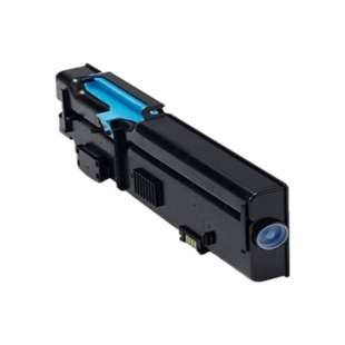 Remanufactured for Dell 593-BBBT (488NH) toner cartridge - high capacity cyan
