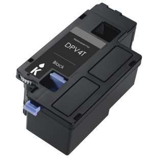Remanufactured for Dell 593-BBJX (DPV4T) toner cartridge - black cartridge