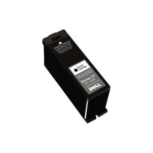 Original Dell GRMC3 (Series 21 ink) high quality inkjet cartridge - black cartridge