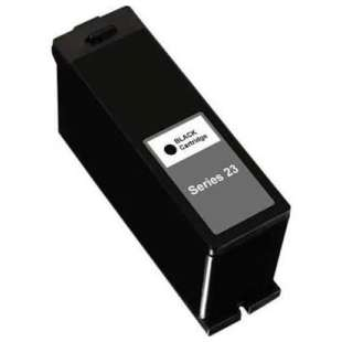 Compatible ink cartridge guaranteed to replace Dell T105N (Series 23) - black cartridge